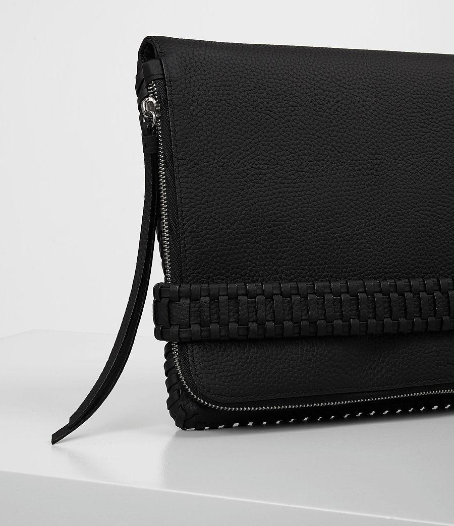 Femmes Club Large Clutch (black) - Image 3