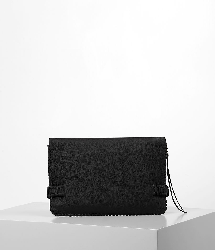 Femmes Club Large Clutch (black) - Image 6