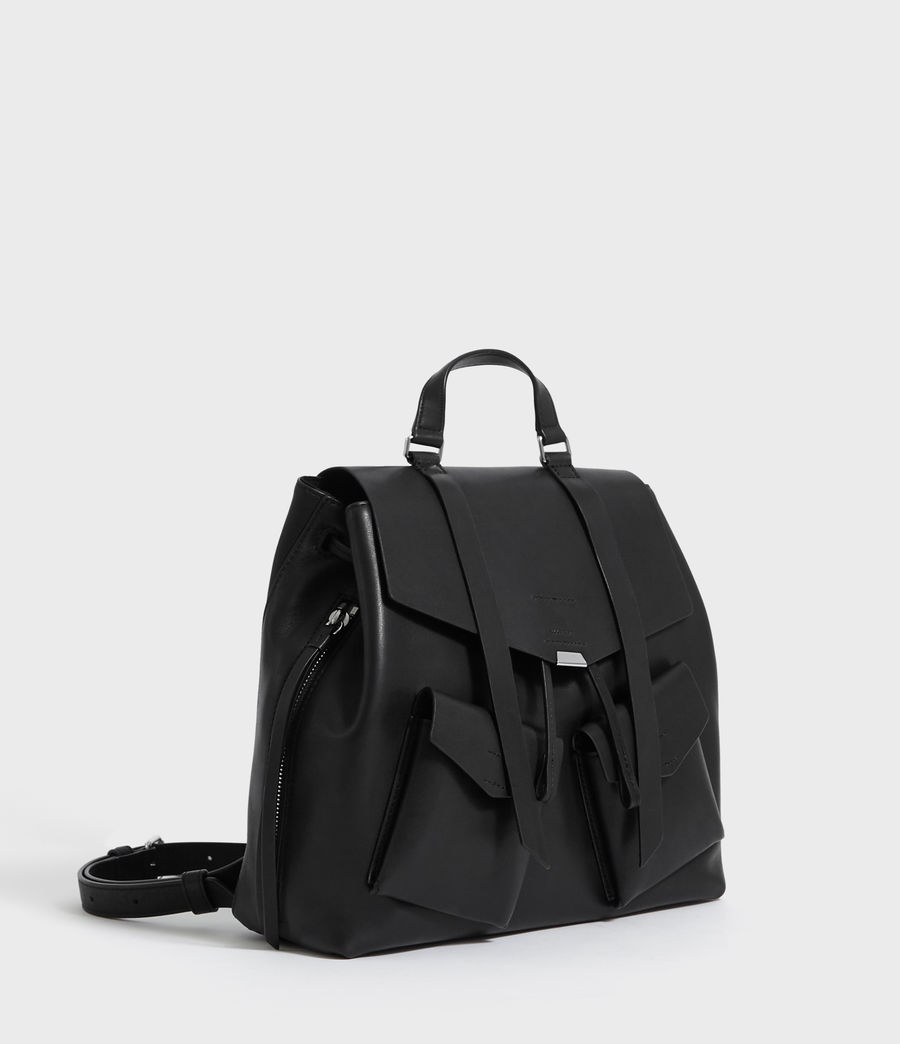 Damen Captain Rucksack (black) - Image 3