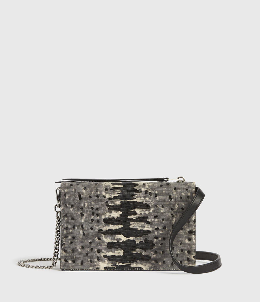 Damen Claremount Chn Crossbodytasche (grey_multi) - Image 1