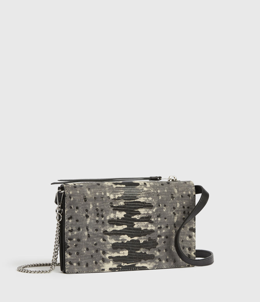 Damen Claremount Chn Crossbodytasche (grey_multi) - Image 3