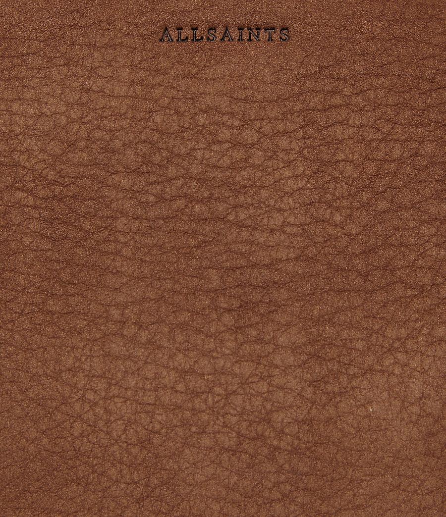 Mujer Bolso cruzado Mori (coffee_brown) - Image 6