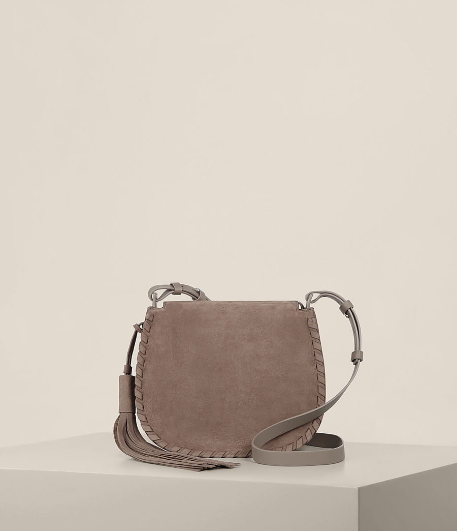 Women's Mori Crossbody (almond_brown) - Image 1