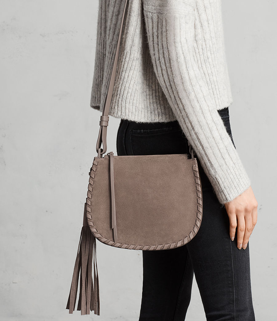 Women's Mori Crossbody (almond_brown) - Image 2