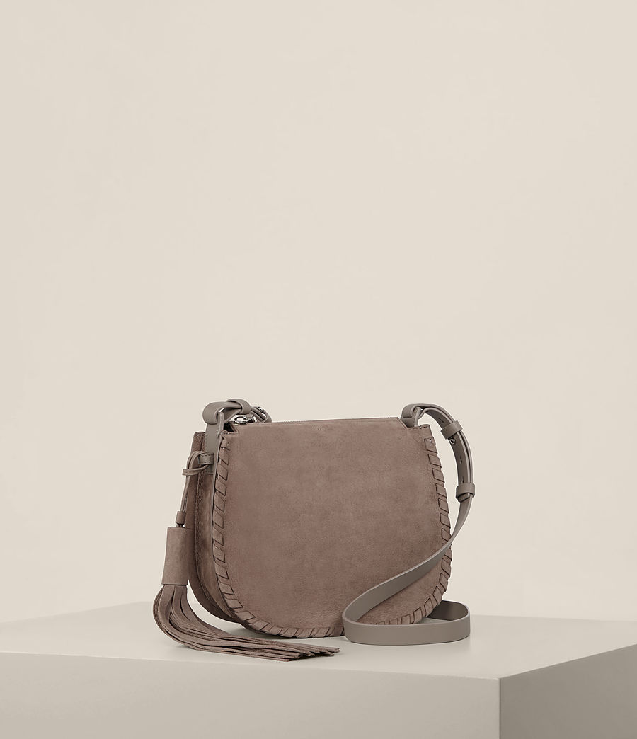 Women's Mori Crossbody (almond_brown) - Image 4