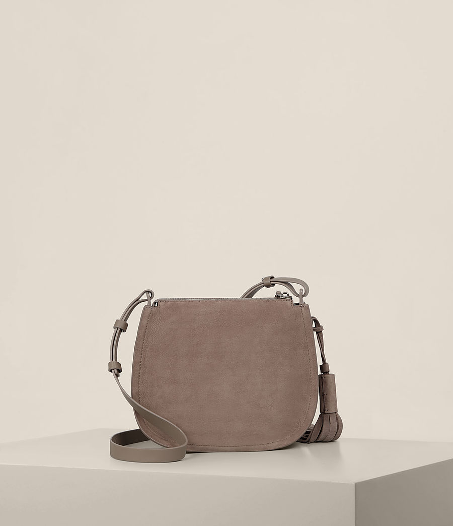 Women's Mori Crossbody (almond_brown) - Image 8