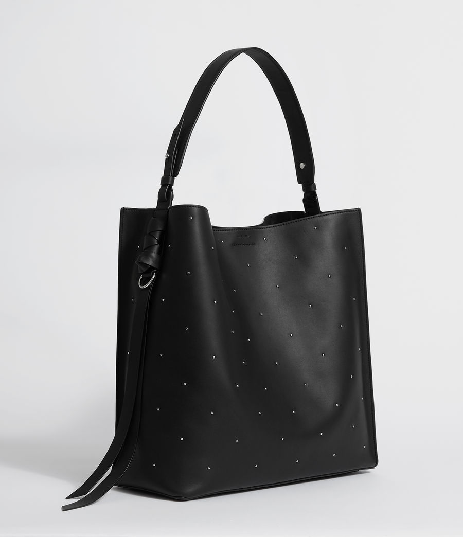 Donne Tote Kathi North South (black) - Image 6