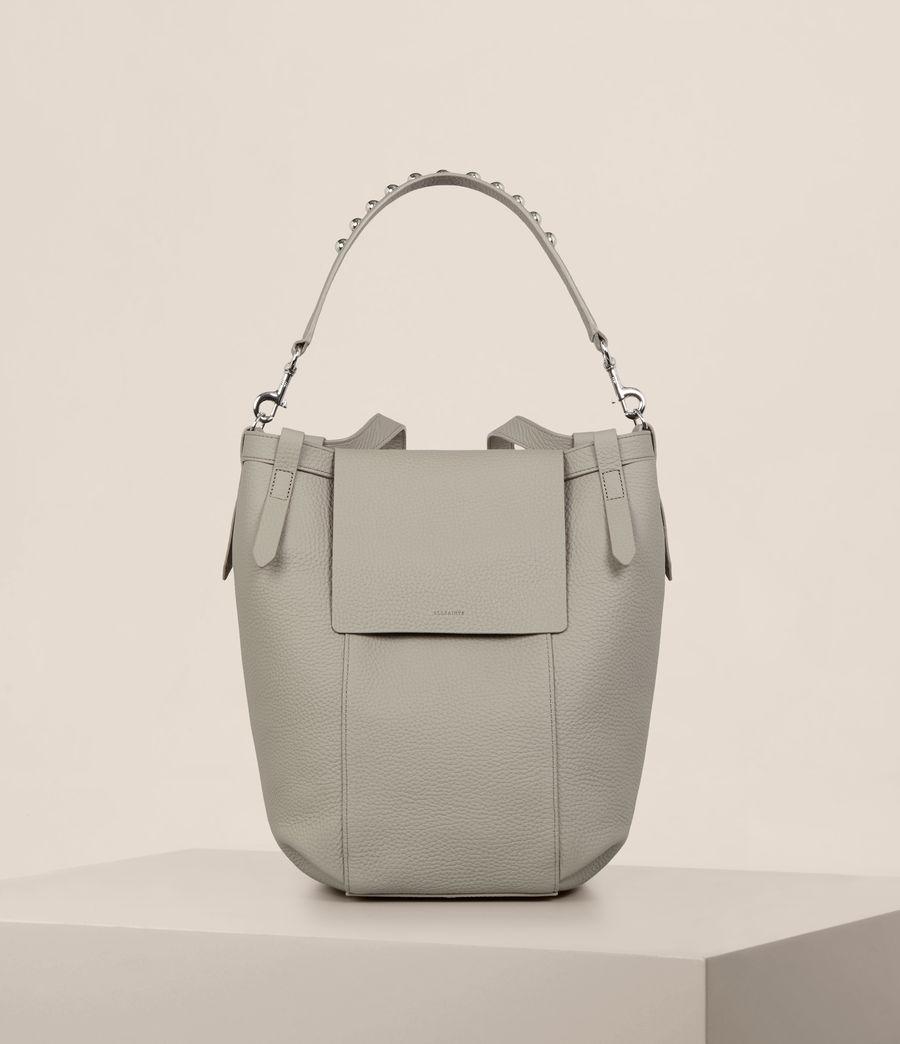 Womens Suzi Backpack (taupe_grey) - Image 1