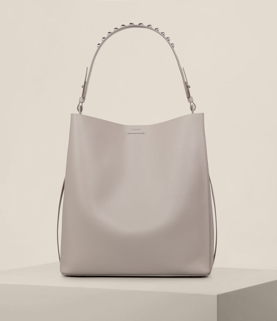 Donne Tote Suzi North South (taupe_grey) - Image 1