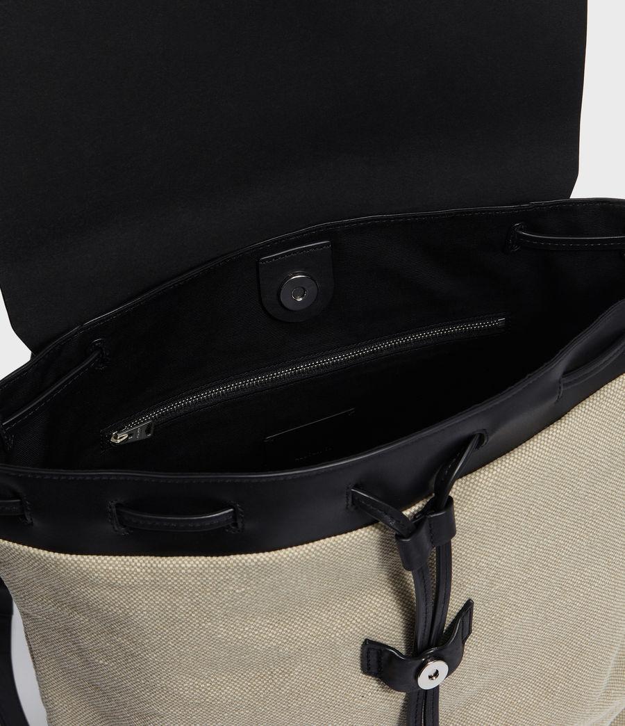 Womens Playa Backpack (natural) - Image 4