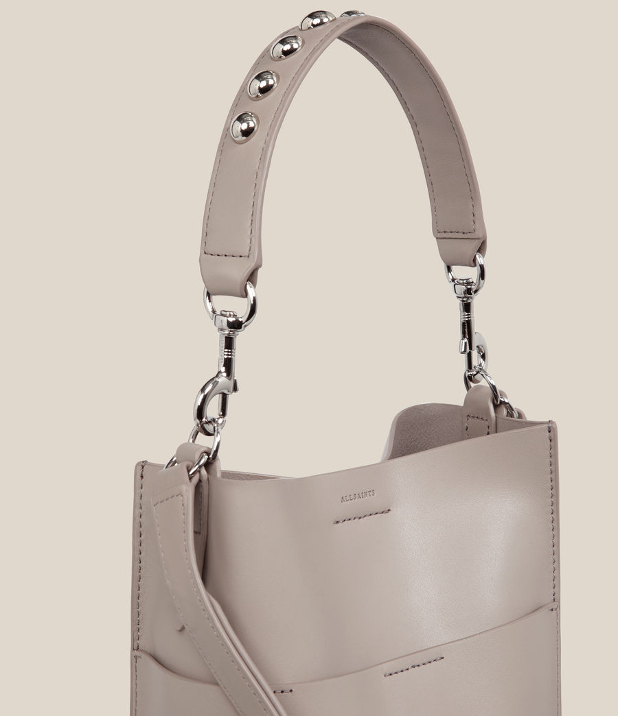 Women's Suzi Mini Tote (taupe_grey) - Image 2