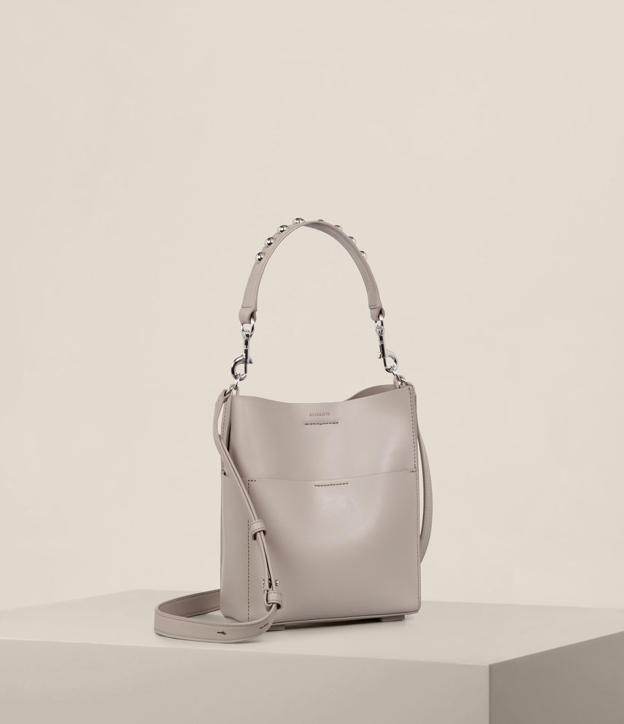 Women's Suzi Mini Tote (taupe_grey) - Image 3