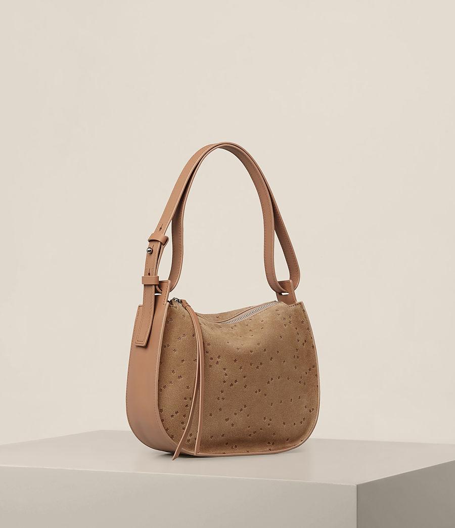 Women's Echo Mini Hobo Bag (light_caramel) - Image 6