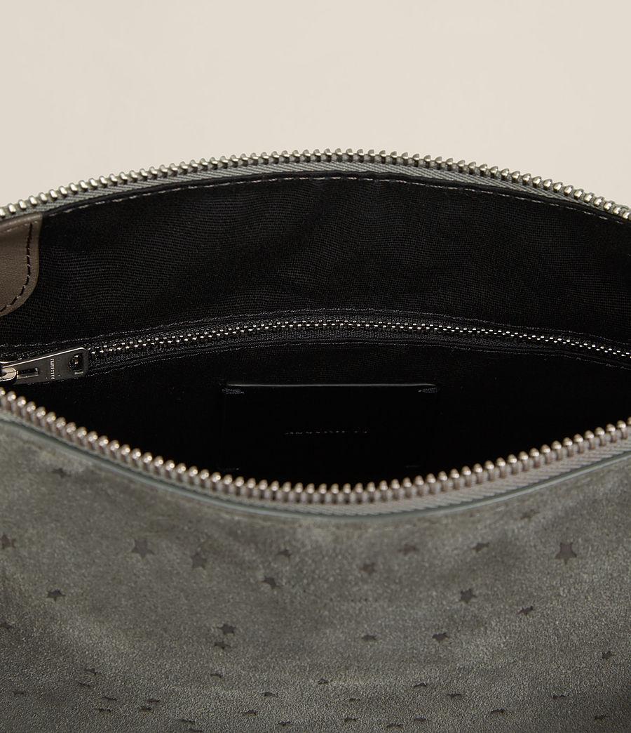 Damen Echo Mini Hobo-Tasche (smoke_grey) - Image 8