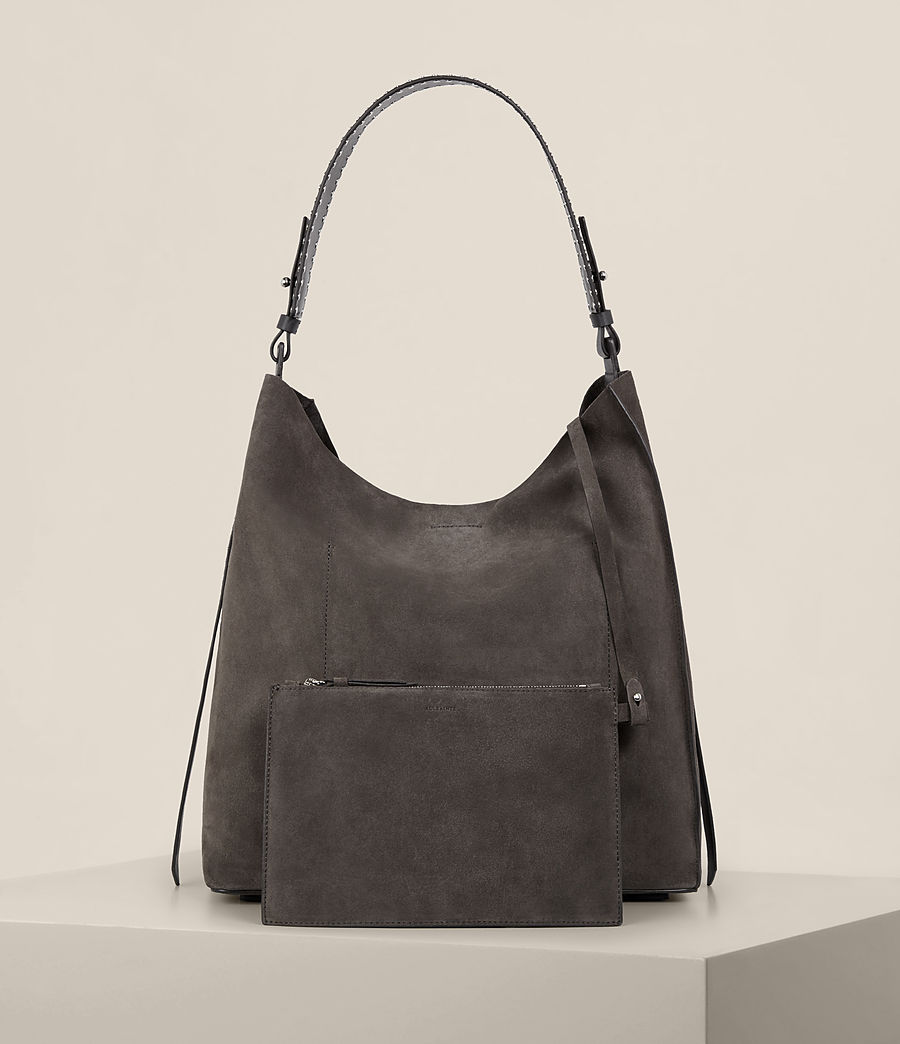Donne Tote Billie North South (slate_grey) - Image 7