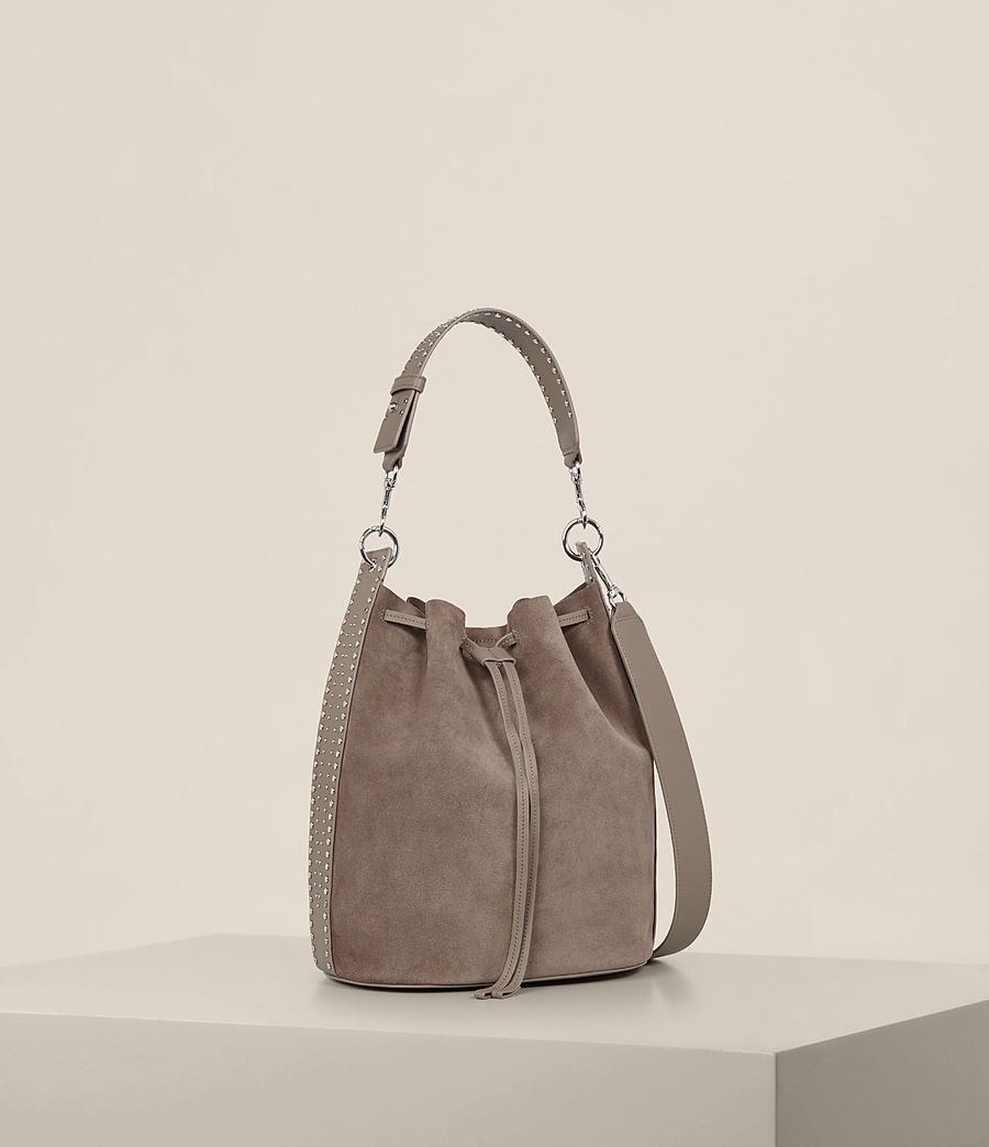 Damen Billie Bucket-Tasche (almond_brown) - Image 1