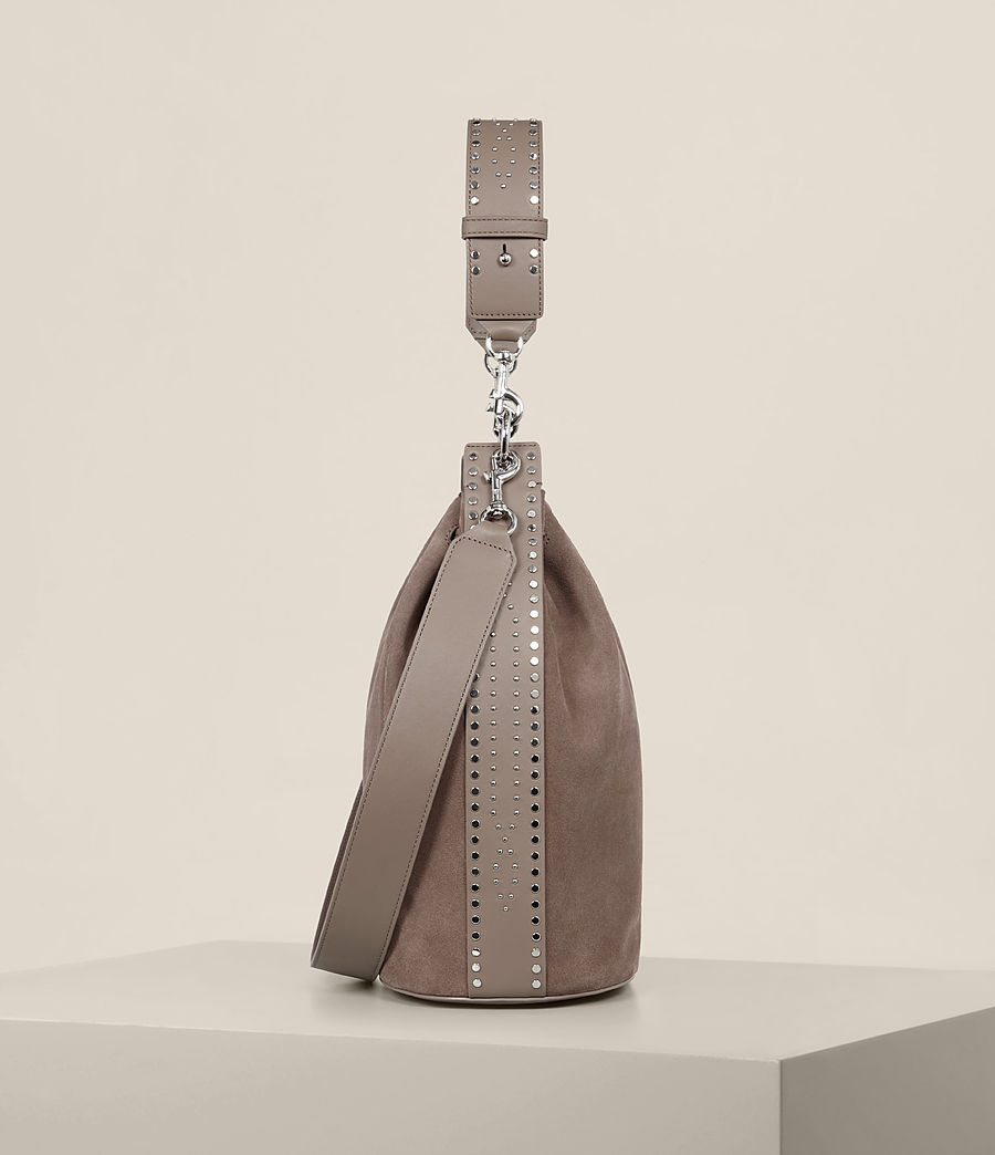 Damen Billie Bucket-Tasche (almond_brown) - Image 3