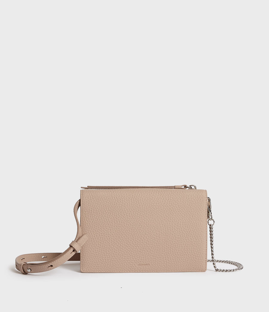 Mujer Bolso Monedero Fetch Chain (sand_beige) - Image 1