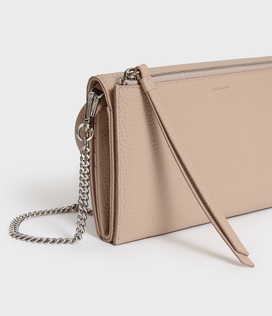 Mujer Bolso Monedero Fetch Chain (sand_beige) - Image 3
