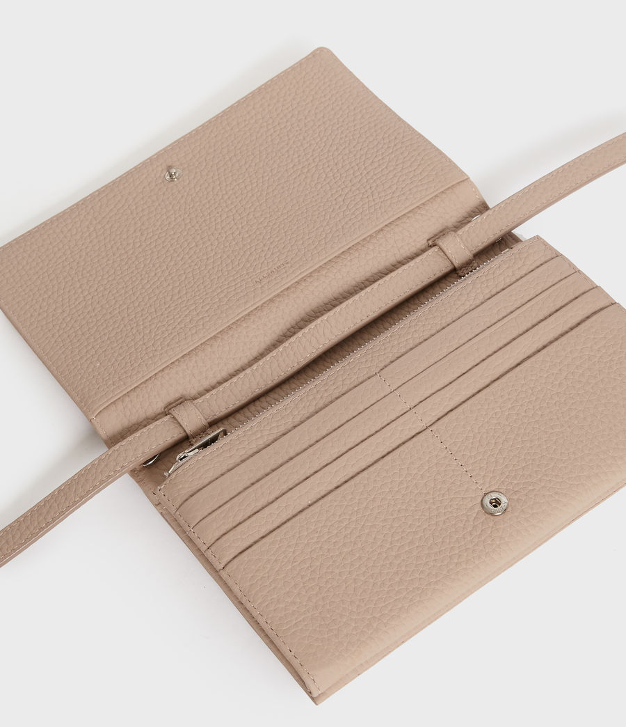 Mujer Bolso Monedero Fetch Chain (sand_beige) - Image 4