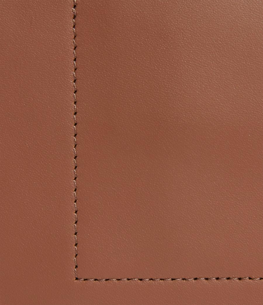 Femmes Petit Sac Rond Captain (chocolate_brown) - Image 2
