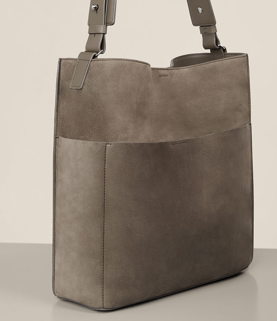 Donne Tote Echo North South (ash_grey) - Image 3