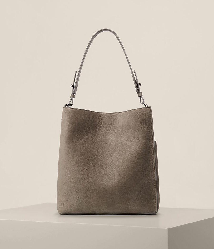 Donne Tote Echo North South (ash_grey) - Image 7