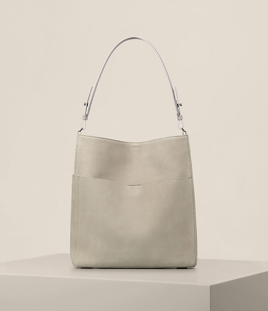 Donne Tote Echo North South (light_cement_grey) - Image 1