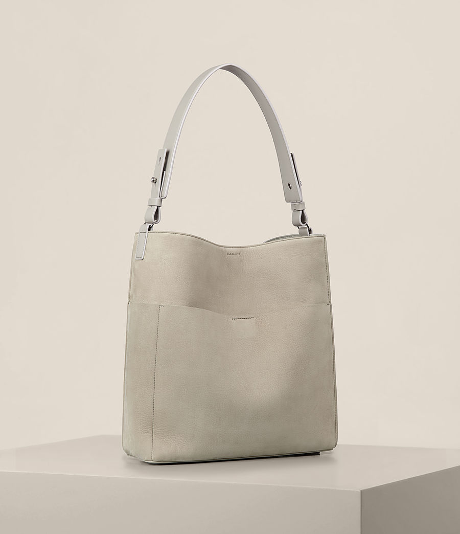 Donne Tote Echo North South (light_cement_grey) - Image 5