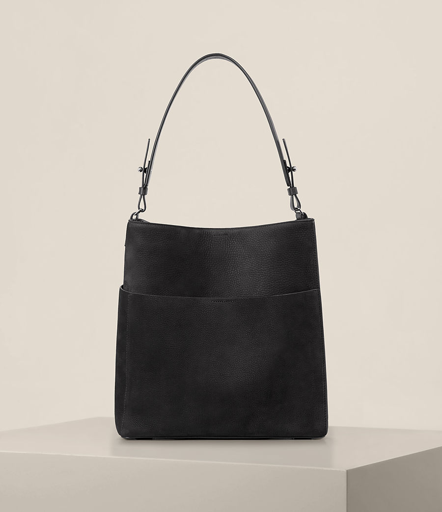 Donne Tote Echo North South (black) - Image 1