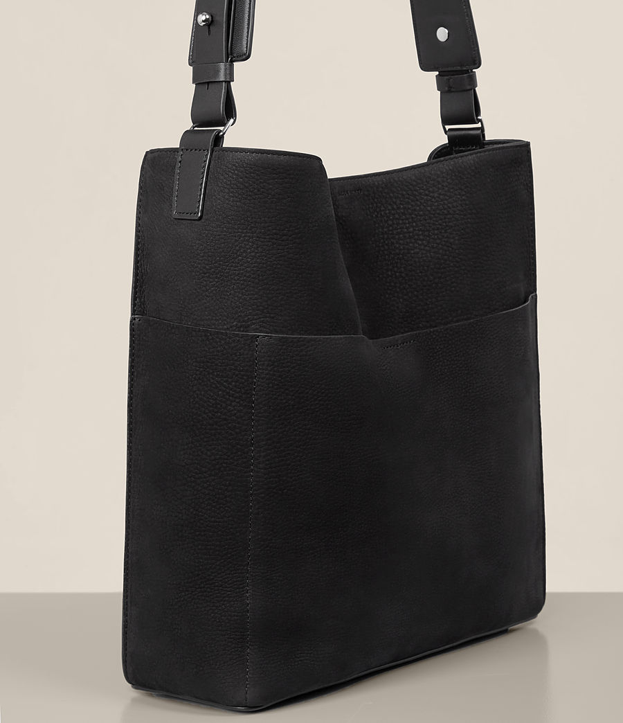 Donne Tote Echo North South (black) - Image 3