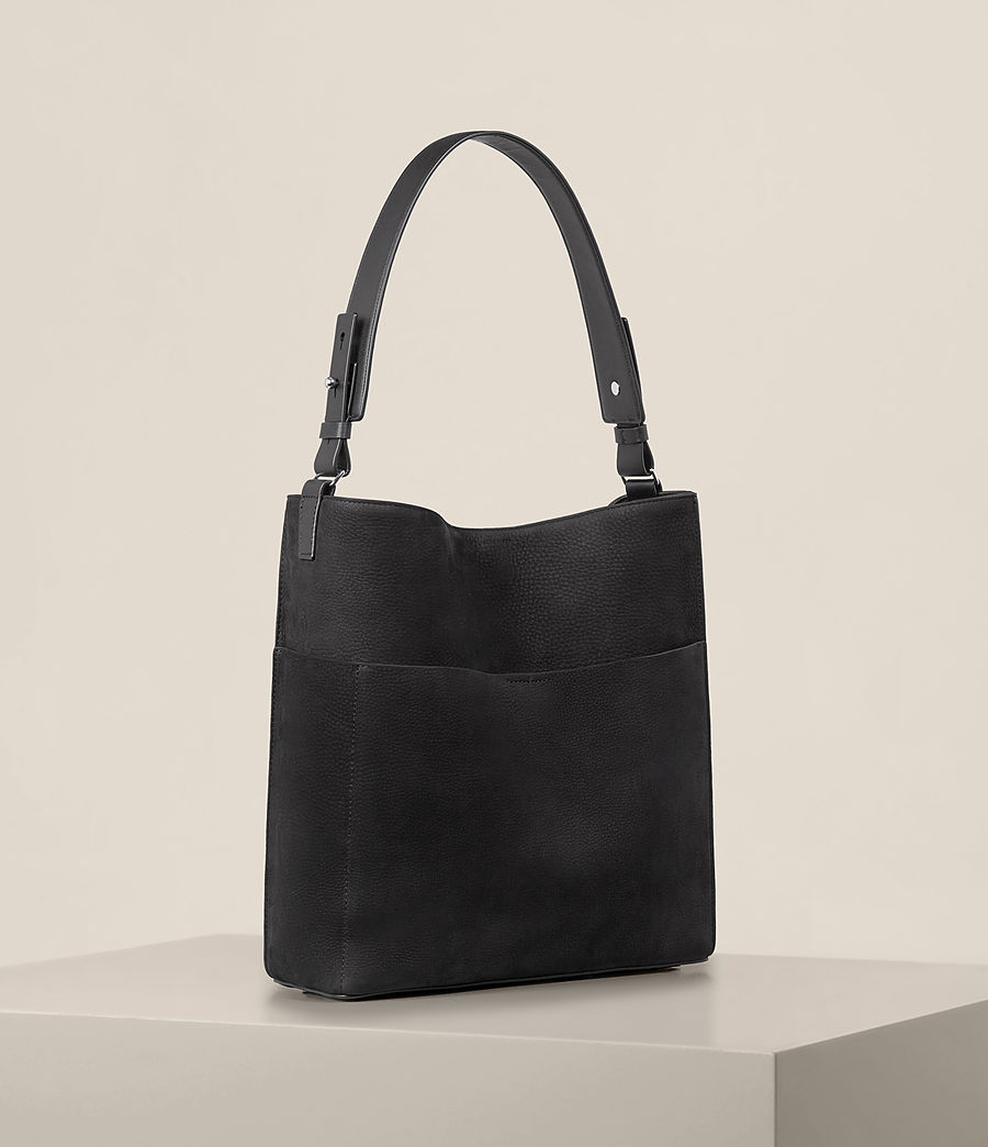 Donne Tote Echo North South (black) - Image 5