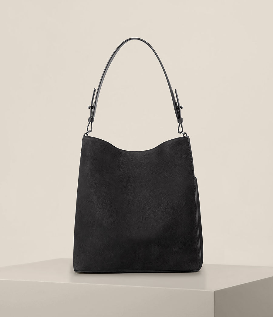 Donne Tote Echo North South (black) - Image 7