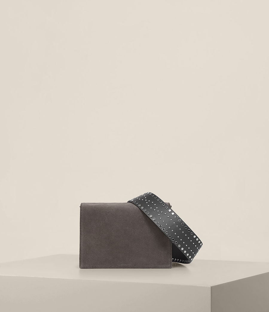 Women's Billie Mini Crossbody (slate_grey) - Image 1