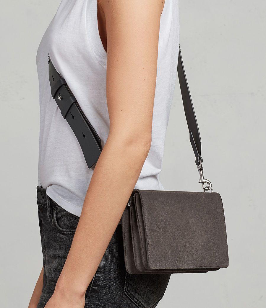 Women's Billie Mini Crossbody (slate_grey) - Image 2