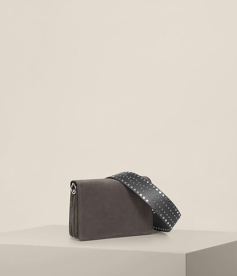 Women's Billie Mini Crossbody (slate_grey) - Image 5