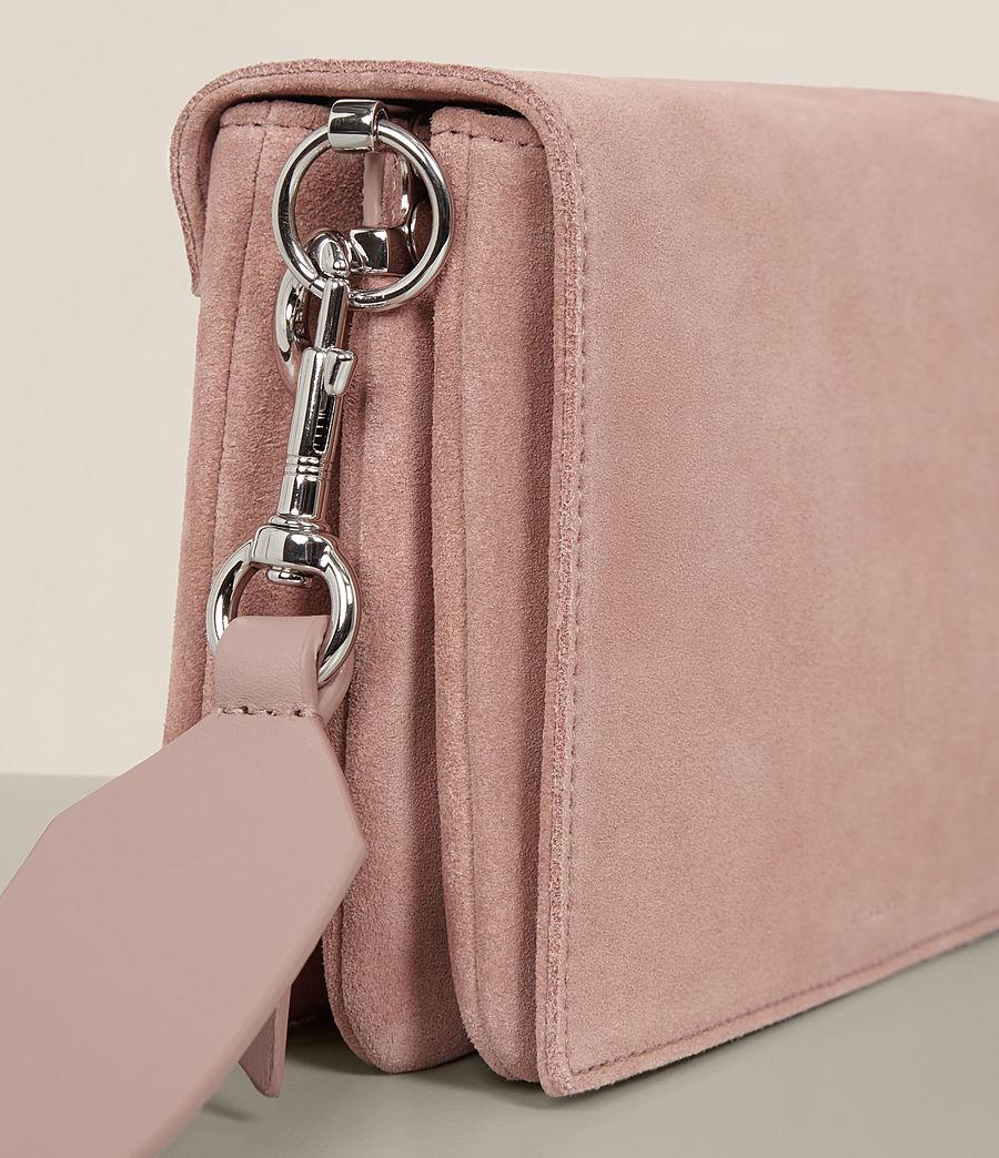 Femmes Sac à Bandoulière Petit Billie (blush_pink) - Image 4