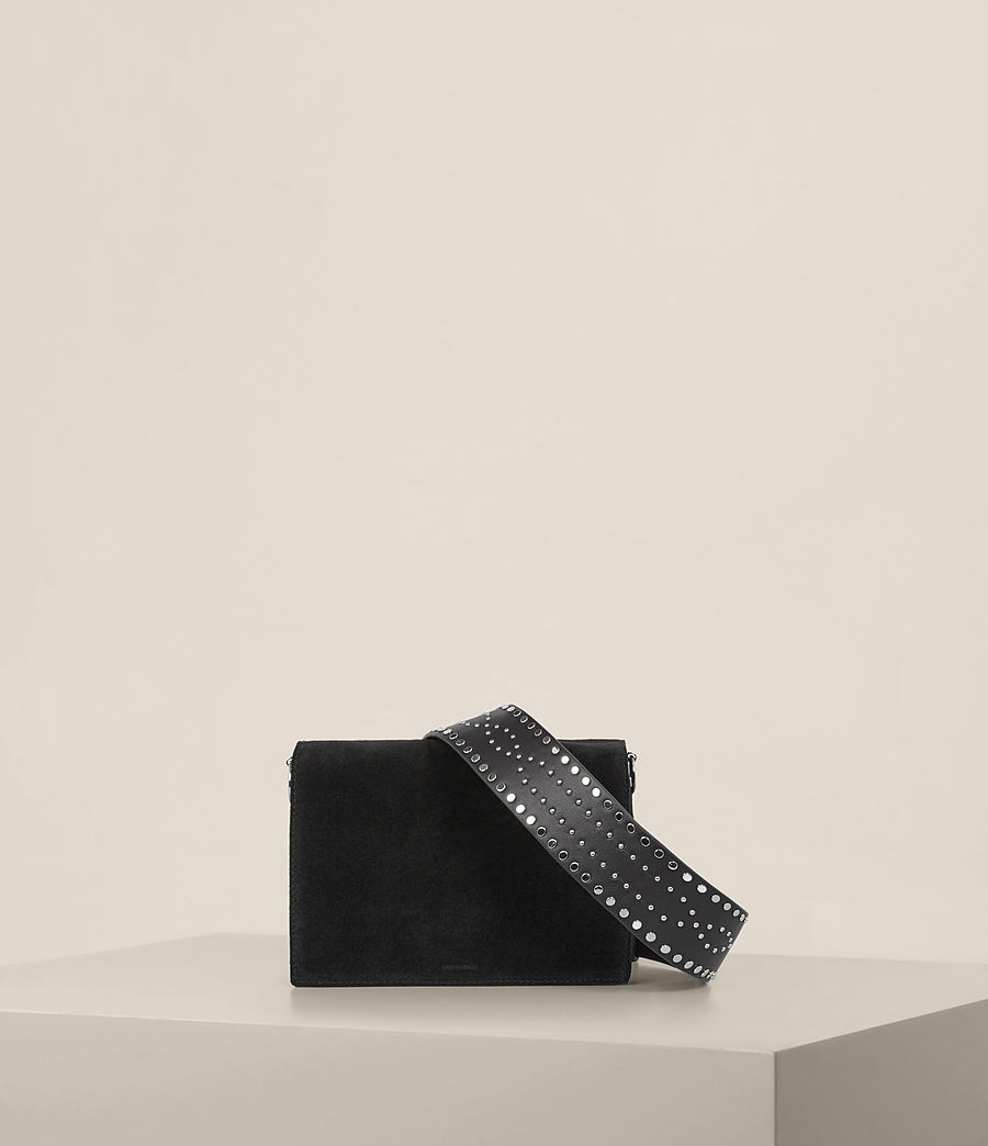 Womens Billie Mini Crossbody (black) - Image 1