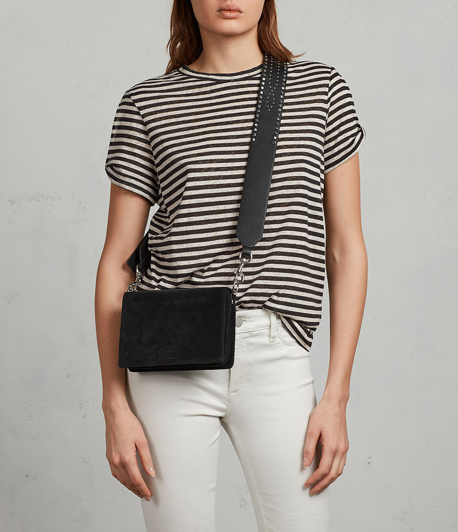 Womens Billie Mini Crossbody (black) - Image 2