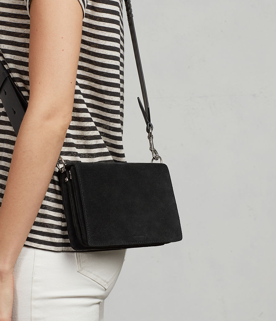 Womens Billie Mini Crossbody (black) - Image 3