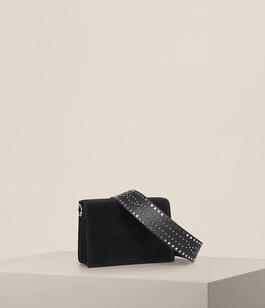 Womens Billie Mini Crossbody (black) - Image 5