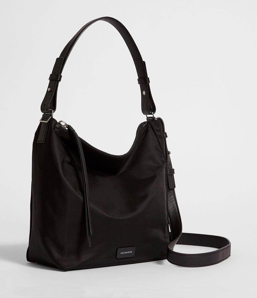 Womens Nilo Kita Small Backpack (black) - Image 3