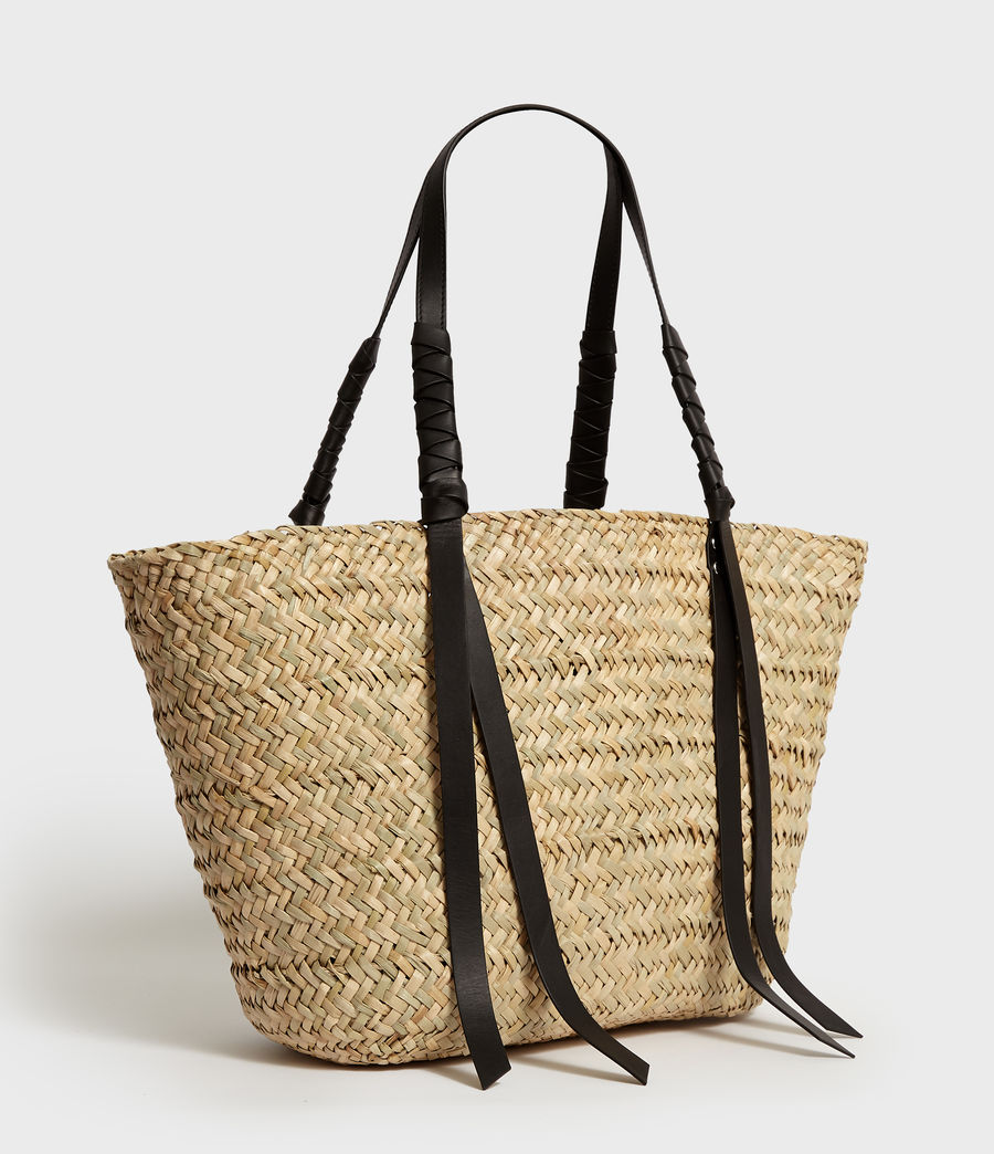 Women's Playa East West Beach Tote Bag (natural) - Image 2