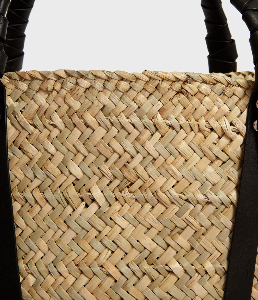 Women's Playa East West Beach Tote Bag (natural) - Image 4