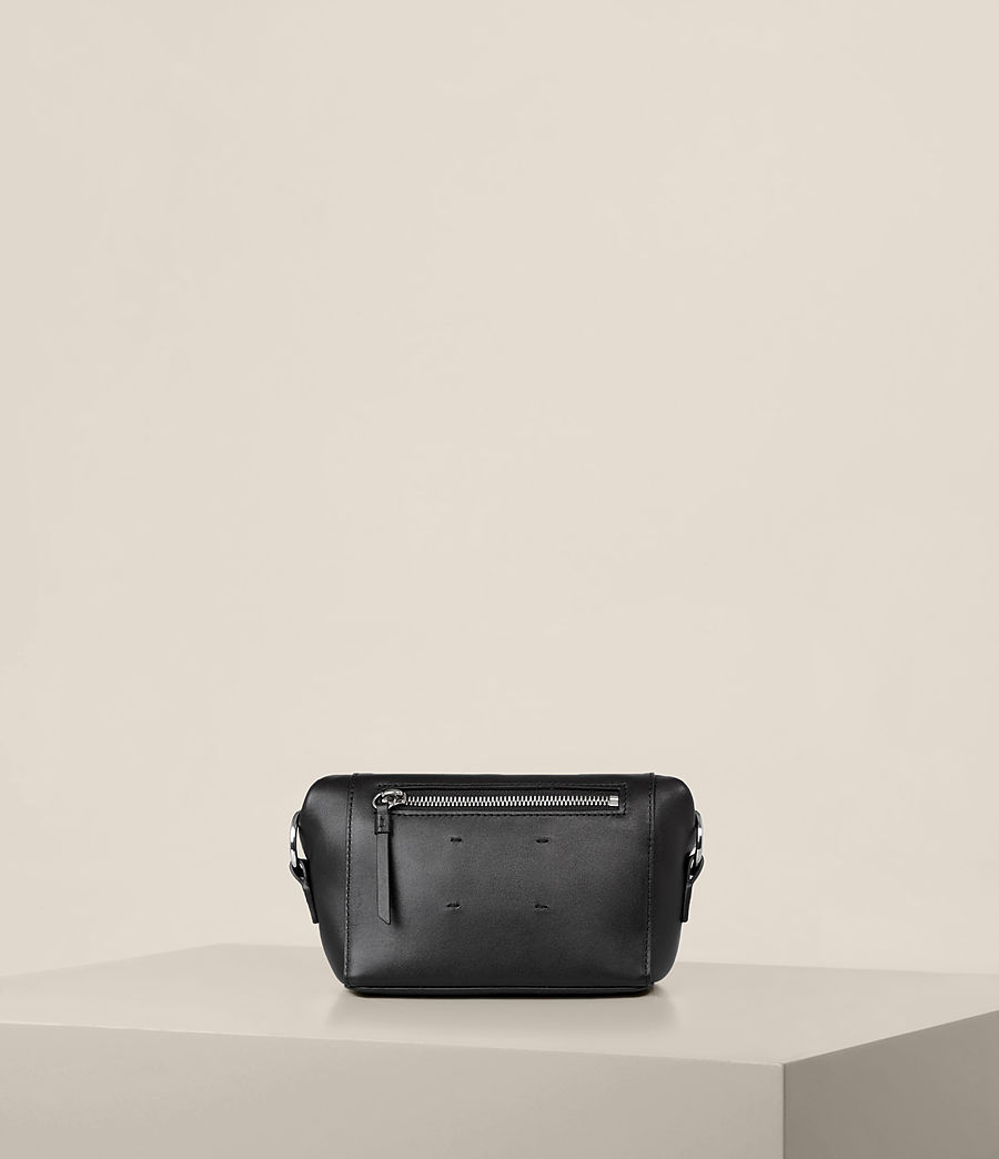 Donne Maya Soft Clutch (black) - Image 7