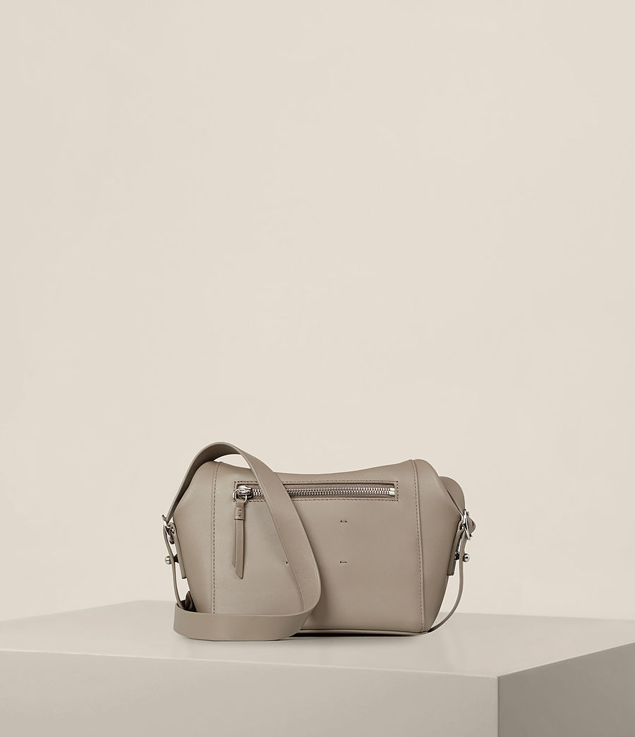Damen Maya Crossbody (taupe_grey) - Image 7