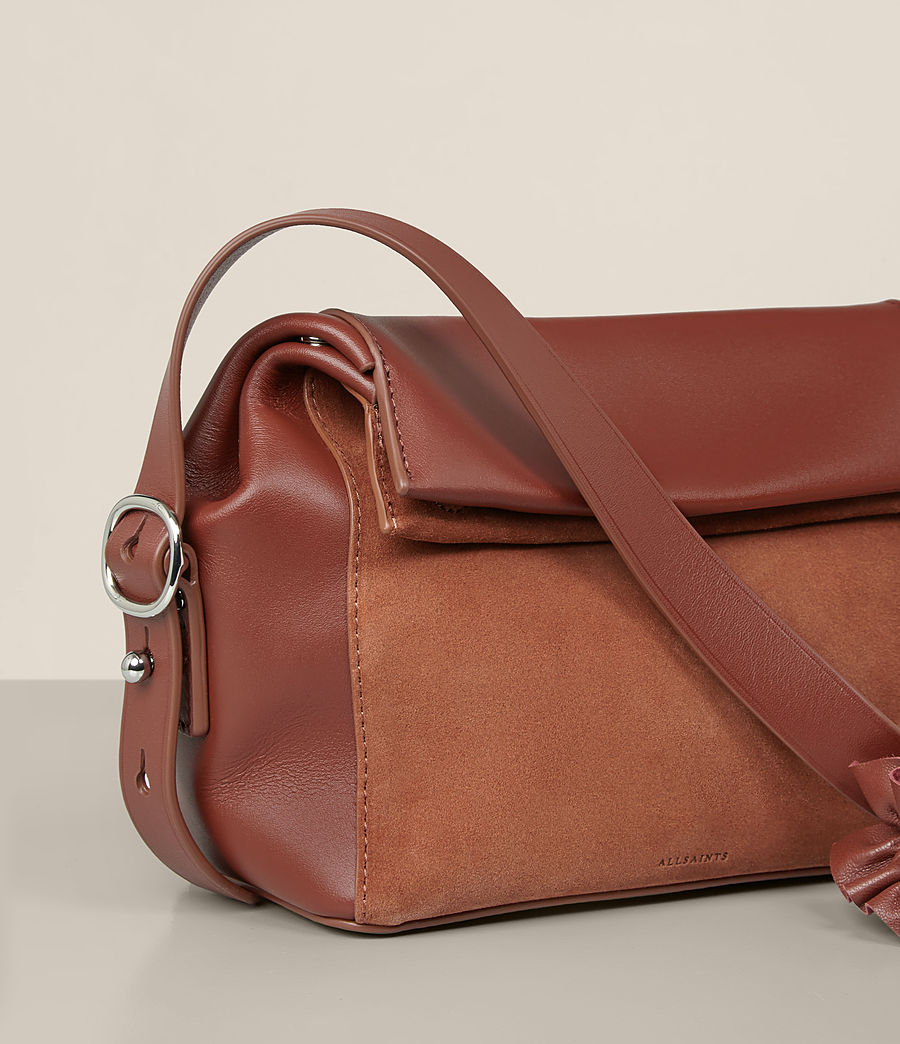 Women's Maya Crossbody (sienna_brown) - Image 3
