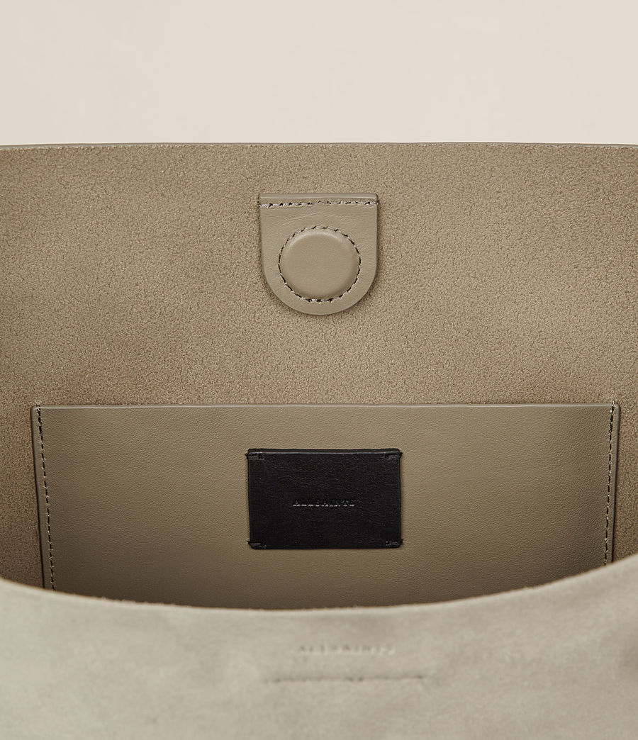 Women's Maya North South Tote (taupe_grey) - Image 6