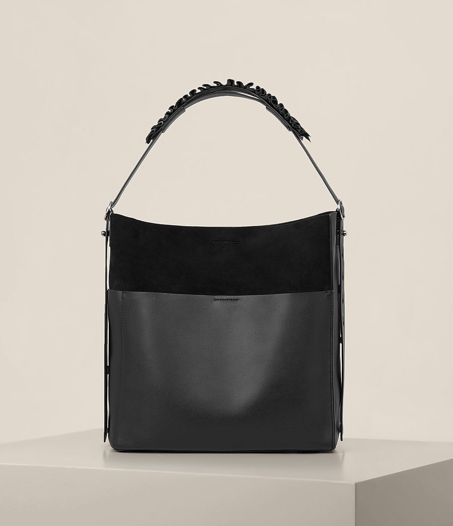 Mujer Bolso tote Maya North South (black) - Image 1