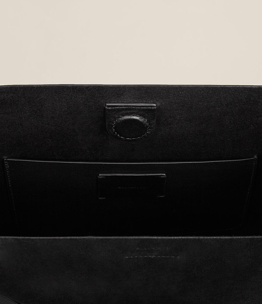 Damen Maya North South Tote (black) - Image 6